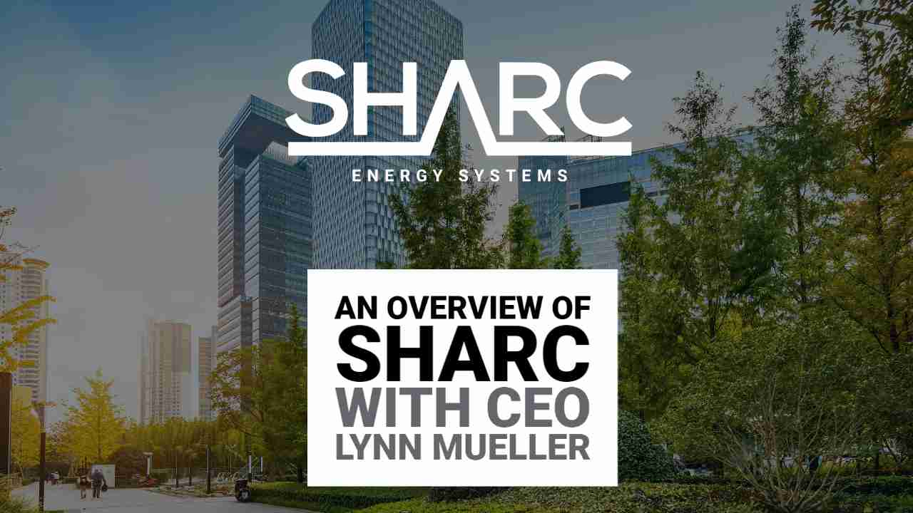Image overlay - An overview of SHARC with CEO Lynn Mueller